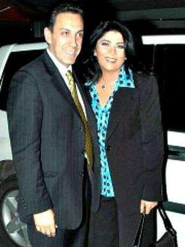 Omar Fayad y Victoria Ruffo:Omar Fayad, el Presidente Municipal de Pachuca le robó el corazón a la recordada 'Fiera' y los dos han logrado mantener un matrimonio sólido y feliz. Su amor dio como fruto unos preciosos gemelos a los que llamaron Omar y Vicky.