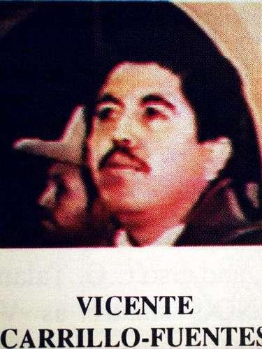 Vicente Carrillo Fuentes, el líder del Cártel de Juárez, es otro de los poderosos que aparece junto a otros mexicanos en el listado que incluyó a los poderosos para el mal.