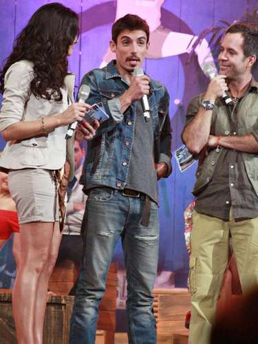 Alberto Guerra, ex de Ludwika Paleta, está listo para explotar sus habilidades psicológicas en el reality show.