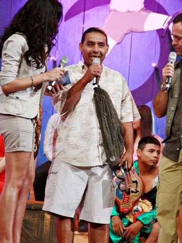 El pescador Carlos Pulido fue seleccionado para participar en 'La Isla' de entre más de 21 mil participantes.