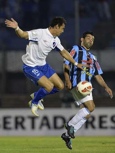 Garcilaso obtuvo una mínima ventaja de 1-0 en el juego de ida y buscaba terminar la obra en casa del histórico uruguayo.