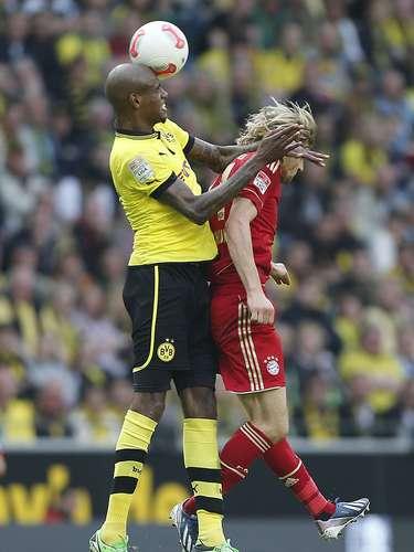 Ambos clubesse han enfrentado en tres Supercopas de Alemania; Dortmund ganó en dos ocasiones, Bayern una.