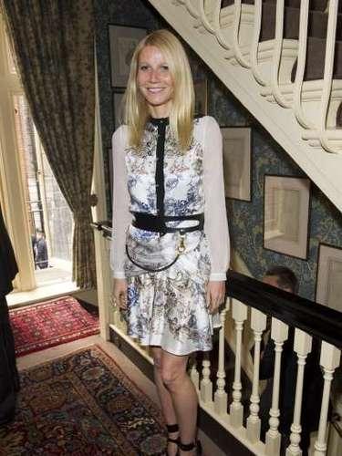 Gwyneth Paltrow es una mujer reconocida por su belleza y por su estilo