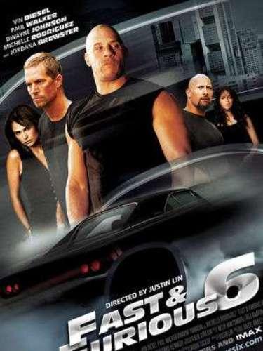 Fast & Furious 6 o Rápidos y furiosos 6 (2013) en Londres, Inglaterra. Tras tirarse abajo el imperio de un capo en Río de Janeiro, Dom (Vince Diesel) y Brian (Paul Walker) se unirán a su otrora enemigo, el agente Hobbs (Dwayne Johnson) para derrotar a una organización de pilotos mercenarios en Europa.