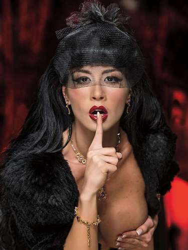 La aparición de la venezolana es una de las más esperadas por los mexicanos debido a la inigualable belleza de la vedette y cantante que se ha hecho famosa por compartir su desnudez en internet.