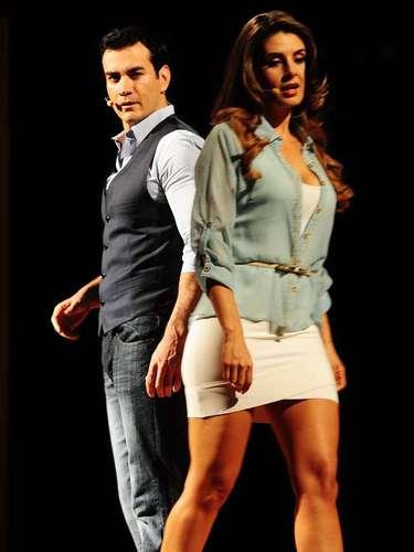 Ricardo Sánchez Bretón se ha enamorado de una mujer que al parecer asesinó a su padre.