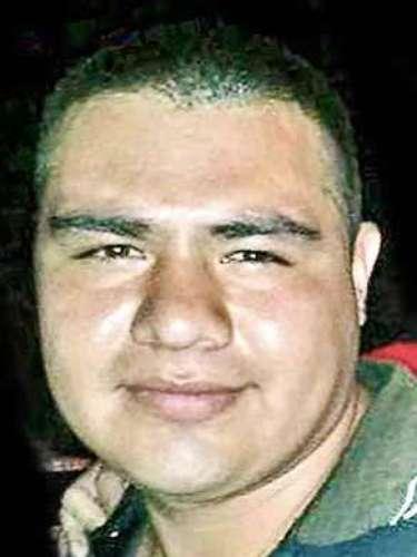 Eulogio Fonseca Arreola, de 26 años.