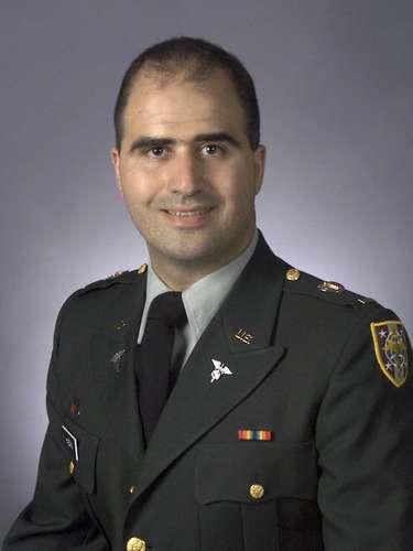 Nidal Malik Hasan quedó parapléjico después de haber sido atacado a tiros durante la masacre en la base de Fort Hood, Texas.