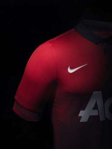 The uniform is made from recycled polyester, as part of the Nike commitment to creating products with a low carbon impact.