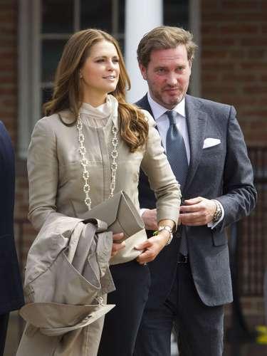 Después de la boda, la pareja volverá a instalarse en NY, donde O'Neill trabaja como asesor financiero. Aunque es de origen inglés, el joven estudió en la Universidad de Columbia.