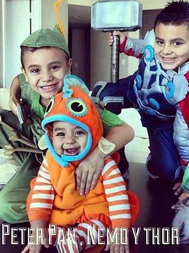 Más allá de su faceta como cantante, Silvestre también es esposo de Pieri Avendaño con quien ha tenido tres hijos: Luis José, de 8 años, Silvestre José, de 5 y José Silvestre, de 1.