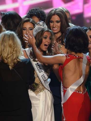 Tras la emoción de ser la indiscutible ganadora de Miss USA 2013, Erin Brady comenzo de inmediato con sus compromisos reales.