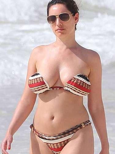 Además de Brook, Lady Gaga también visitó México para pasar unas vacaciones placenteras, hace algunos días.