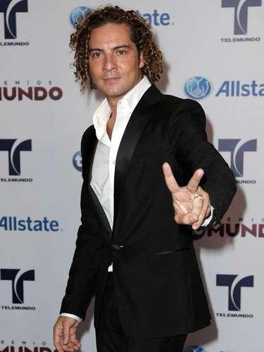 El cantante español David Bisbal pasó de ser asesor de Espinoza Paz en la primera edición a coach en la próxima temporada de la producción que encabeza Miguel Ángel Fox.