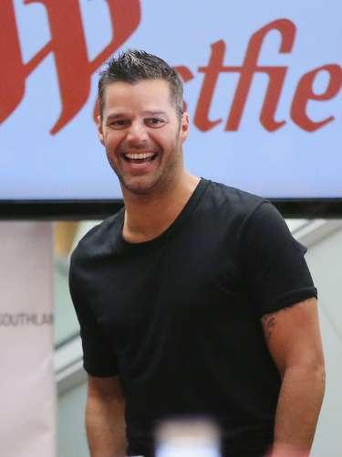 Ricky Martin no podía faltar en la lista de los más nominados en cuatro categorías