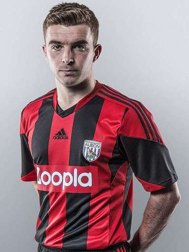 Albion also released their new away jerseys which they will use in the Premier League.