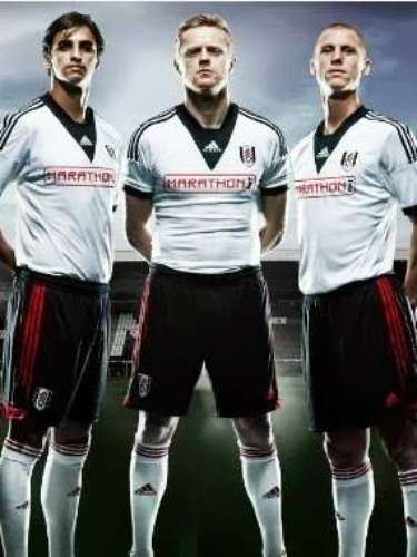 Fulham will use these uniforms as they try and survive in the Premier League after a tough 2012-2013 season.