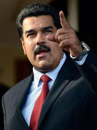 3.-Venezuela, Nicolás Maduro. El 65% de los venezolanos considera que la corrupción se ha elevado en los dos últimos años.