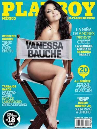 Vanessa Bauche (Febrero de 2012).