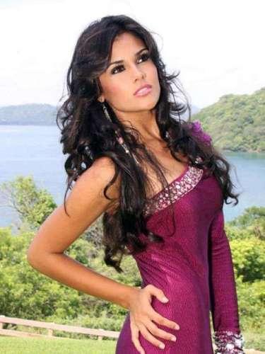 Costa Rica - Fabiana Granados. Tiene 23 años de edad, mide 1.72 metros de estatura y procede de Guanacaste.