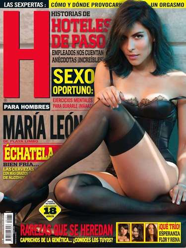 1 de Agosto -Maria León, mejor conocida como \