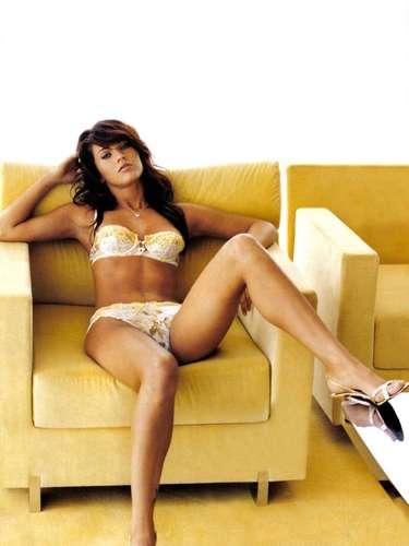 Megan Fox también participó en series como 'What I Like about You' y 'Two and a Half Men'.