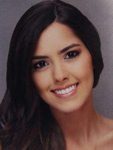 Señorita Atlántico. Paulina Vega Dieppa.