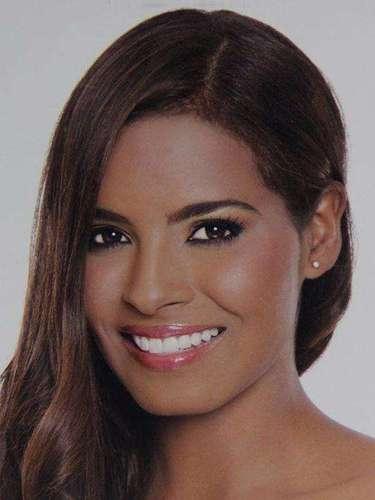 Señorita Cauca. Cindy Viviana Clavijo Chamorro.