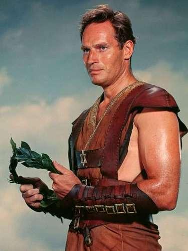 Por allá en los años 50 y 60, Charlton Heston era el galán de galanes, razón por lo que le dieron el protagónico de'Ben-Hur' en el multipremiado filme de 1959.