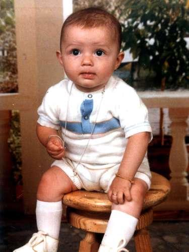 Seguro que a la modelo Irina Shayk se le cae la baba con esta fotografía de Cristiano Ronaldo, su chico, que está considerado uno de los mejores futbolistas del mundo.
