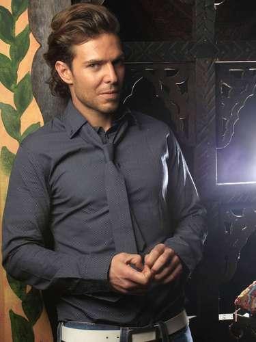 El actor venezolano Juan Alfonso Baptista ha actuado en varias producicones para Colombia.