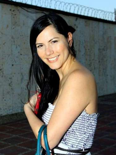 La venezolana Johanna Morales actuó en 'Amor en custodia'.