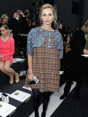 La ex-modelo británica Laura Bailey, quien nació el 6 de agosto de 1972, es embajadora del British Fashion Council y ha protagonizado innumerables portadas de las revistas de moda más importantes del planeta.