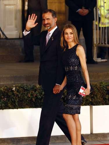 La princesa voló a Argentina el fin de semana pasado para mostrar su apoyo a la candidatura Madrid 2020.