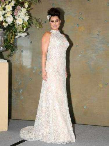 La relación de la actriz con el abogado Juan Collado tuvo sus altas y sus bajas, pero ella no perdió la ilusión del gran momento y se esmeró por lucir excepcional el día de su enlace civil con el ex de Leticia Calderón.
