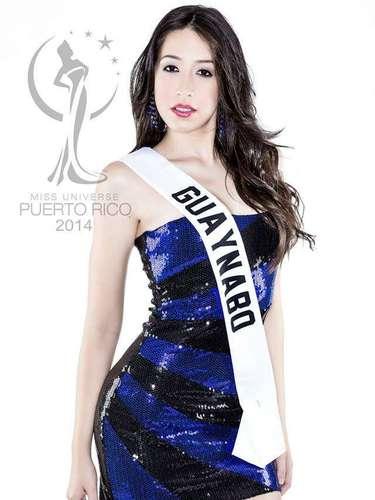 Miss Guaynabo - Kimberly García Rodríguez.