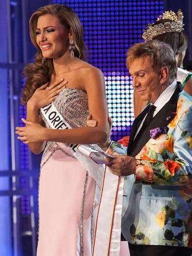 Un largo camino ha recorrido esta joven tras la corona, pues a principios de este 2013 Migbelis logró ingresar al casting de Miss Venezuela donde tuvo una destacada participación para llegar al anhelado sueño que hoy disfruta.