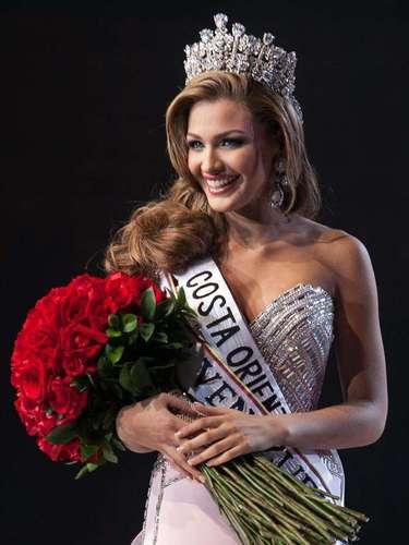Ahora su más grande sueño se hace realidad y le da la oportunidad de buscar la corona internacional de Miss Unvierso en 2014.