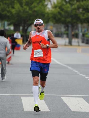 Más de 9100 corredores corrieron, se divirtieron, sufrieron pero, sobre todas las cosas, disfrutaron de los 42.195 metros en el maratón de Buenos Aires