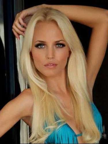 Toda una diosa Miss Eslovenia, Nina urevi. Tiene 22 años de edad y reside en Maribor