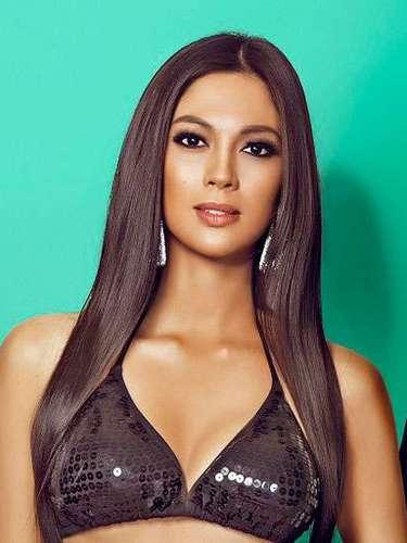 Por la revancha viene Miss Filipinas, Ariella Hernandez Arida de 24 años de edad, residente de Alaminos.