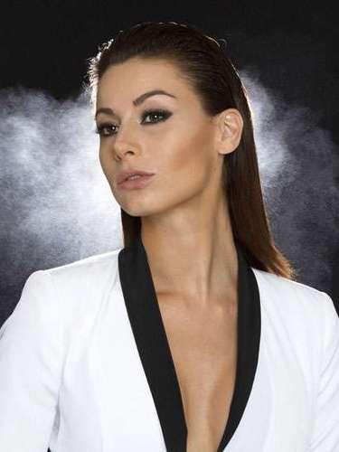 Esta perfecta belleza es Miss Nicaragua, Nastassja Isabella Bolívar Cifuentes. Tiene 24 años de edad y reside en Miami (Estados Unidos)