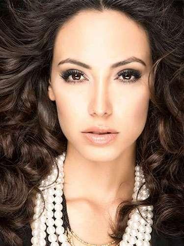 Exuberante la hermosura de Miss Puerto Rico, Monic Marie Pérez Díaz. Tiene 23 años de edad y reside en Arecibo
