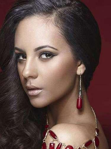 Extraordinario el rostro de Miss Sudáfrica, Marilyn Ramos. Tiene 23 años de edad y reside en Pretoria