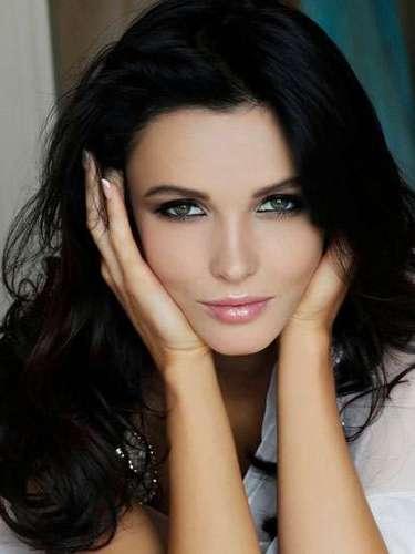Inigualable belleza la de Miss Ucrania, Olga Storozhenko., Tiene 21 años y reside en Vinnytsia