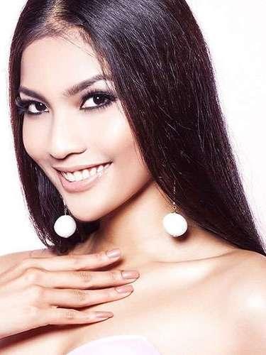 Finalmente admira a Mis Vietnam, Trng Th May. Tiene 25 años de edad y reside en Ho Chi Minh