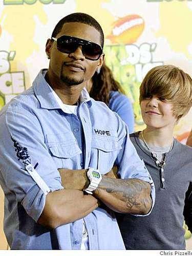 Ha dicho que sus mayores influencias son Craig Davidm, Usher, Ne-yo, Chris Brown y Justin Timberlake.