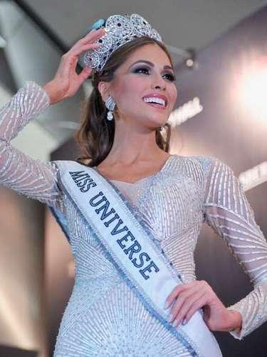 La reina también manifestó sentirse muy emocionada y honradapor ser la nueva dueña de la corna de Miss Universo, como representante de Venezuela