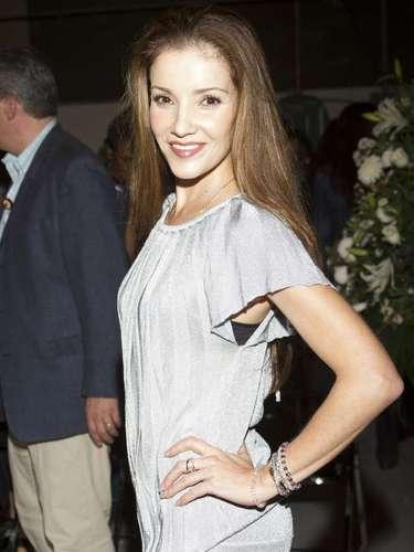Su último trabajo en la televisión fue la telenovela 'Qué Bonito Amor'(2012), donde dió vida a 'Irasema'.