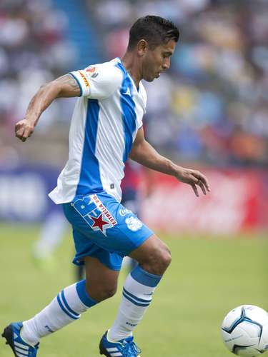 Alberto Medina was released by Puebla